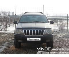 Dezmembrez Jeep Grand Cherokee 3.1diesel An 2002