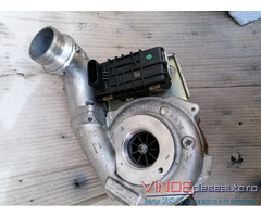 35242171F Turbosuflanta Jeep Grand Chrokee IV 3.0 CRD V6 4x4