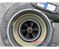504017225 504252234 2998522 Turbosuflanta Iveco CURSOR 8 HY40V EURO 3