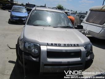 Dezmembrari Land Rover Freelander