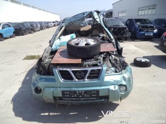Dezmembrari Nissan X-Trail