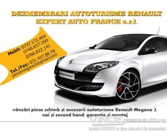 Dezmembrari Renault Megane 3 III  (2009-2015)