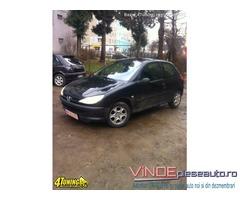 Dezmembrez Peugeot 206  1,4  benzina