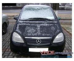 Dezmembrez Mercedes A140,an 2001,motor 1.4 benzina