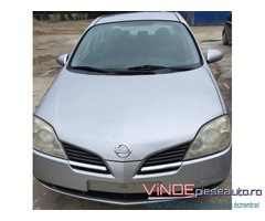Dezmembrez Nissan Primera 1.6 benzina an 2005