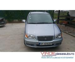 Dezmembrari Hyundai Trajet 2.0 CRDi