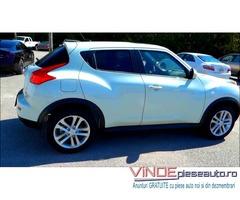 Dezmembrez Nissan Juke 1.5 Dci 2012