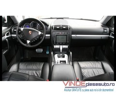 Dezmembrez Porsche Cayenne 4.5 benzina 2005