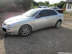 Alfa Romeo 156-2.4JTD;2002 ;sedan
