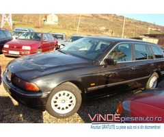 Dezmembrez BMW 525 DIN 1997 atat piese de caroserie cat si de mecanica