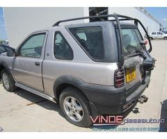 Dezmembrez Land Rover Freelander din 2000 1.8 b