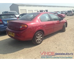 Chrysler Neon 2.0b 2003