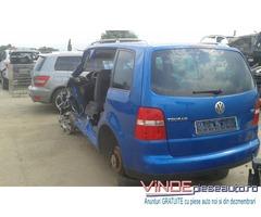 Volkswagen Touran, 2004, 1,9 tdi