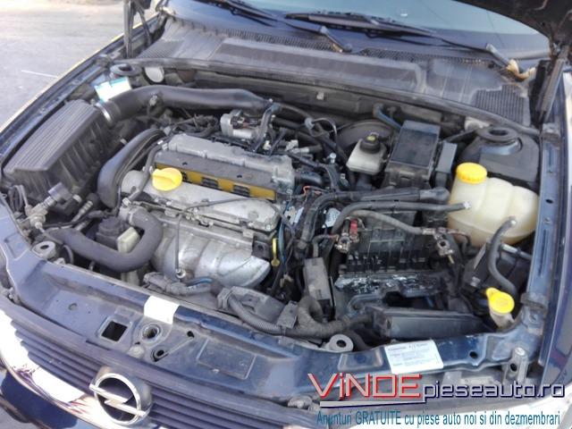 dezmembrari opel vectra b facelift an fab.2002 1.6 16v tip motor