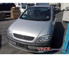 Dezmembrari Opel Zafira A an fab. 2002 motor 1.8 16v tip Z18XE