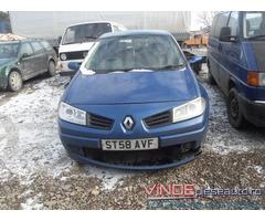 Dezmembrez Renault Megane Extreme 1.5 DCI, cod motor K9K724, an 2008