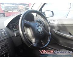 Volan din piele stare buna cu airbag Fabia, an 2006