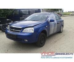 Dezmembrari Chevrolet Lacetti 20081.4i