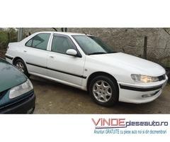 Dezmembrez Peugeot 406 2.2 HDI 133 CP 98 KW 4HX Fabricatie 2001 Franta