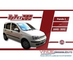 Dezmembrari Fiat Panda 2 2003-2012