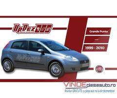 Dezmembrari Fiat Grande Punto 1999-2010