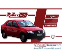 Dezmembrari Dacia Logan I 2004-2009