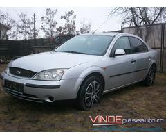 Dezmembrez Ford Mondeo Mk3 an 2002 motor 2000 diesel