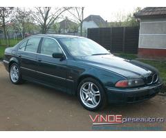Dezmembrez BMW E39 ( seria 5 ) motor 2000 benzina 97
