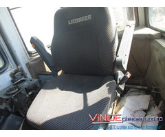 scaun incarcator frontal liebherr 531 - 541