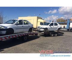Dezmembrari Dacia Logan 2005-2016