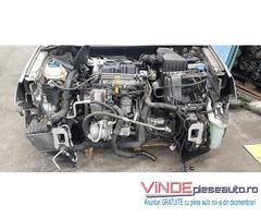 Vw Polo 9n2 din 2007, motor 1.4 tdi tip BMS
