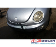 Vw New Beetle din 2002, motor 2.0 b tip AQY