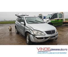 Ssangyong Kyron din 2007, motor 2.0 xdi,4x4, tip 664.950