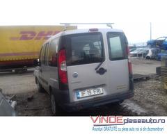 Fiat Doblo din 2007, motor 1.4 benzina, TIP 350A1000
