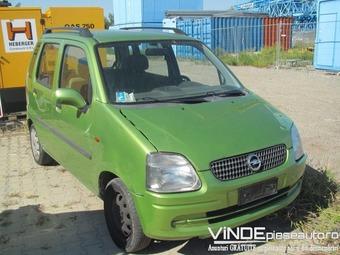 Dezmembrez Opel Agila 1.0i