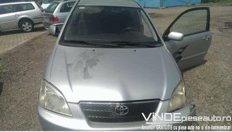 Dezmembrez Toyota Corolla 1,4i