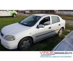Dezmembrez/Dezmembrari Opel Astra G 1.4 benzina cod: X14XE