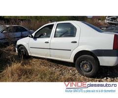 Dezmembrez/Dezmembrari Dacia Logan 1.4.