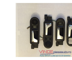 Set Complet 4 Manere Tweeter Buton Geam VW Passat B5 Golf 4 Bora